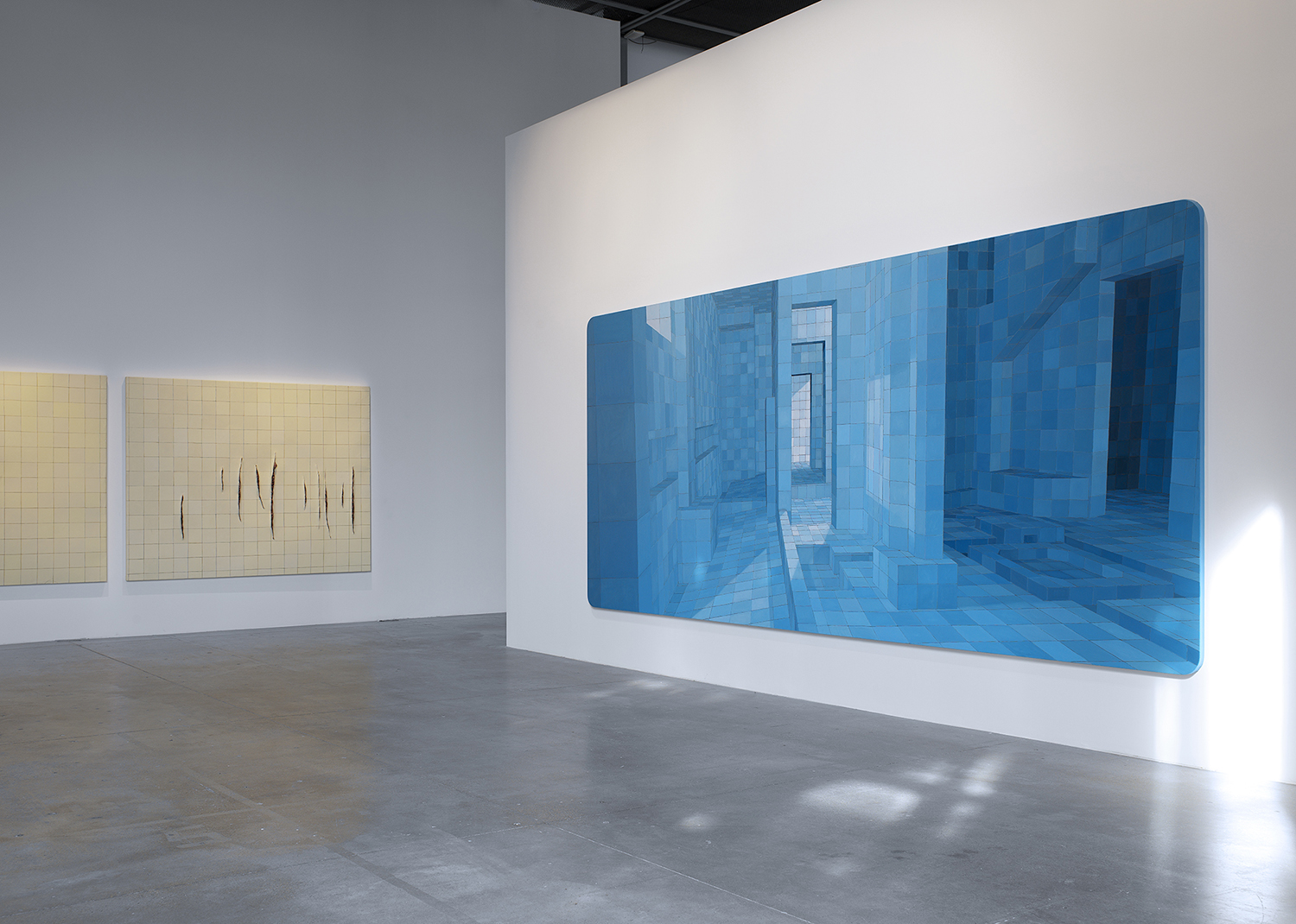 Patrick Gries Exhibitions commissions